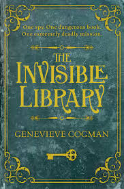 The Invisible Library | Project Fandom